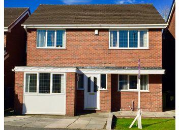 Thumbnail 4 bed detached house for sale in Glendon Crescent, Ashton-Under-Lyne