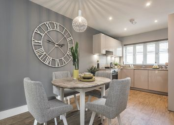 Thumbnail 3 bed terraced house for sale in De Burgh Gardens, Tadworth