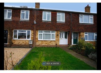 Thumbnail 3 bed terraced house to rent in Beta Road, Farnborough