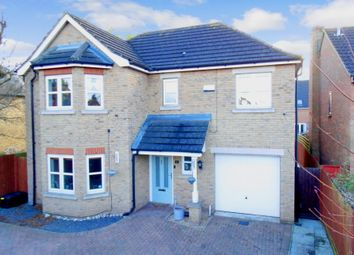 Thumbnail 4 bed detached house for sale in Bedford Road, Sandy