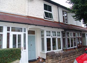 Thumbnail 2 bedroom terraced house to rent in Manvers Road, West Bridgford, Nottingham