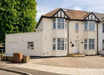 Thumbnail 4 bed semi-detached house for sale in The Sunny Road, Enfield