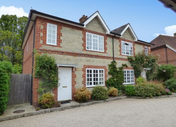 Thumbnail 2 bed semi-detached house for sale in Cowdray Court, North Street, Midhurst