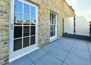 Thumbnail 3 bed flat for sale in Dalston Lane, London