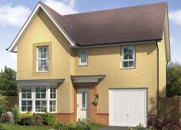 "Thumbnail 4 bed detached house for sale in ""Somerton"" at Monkton Lane, Hebburn"