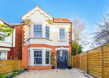 Thumbnail 5 bed detached house for sale in Malden Hill, New Malden