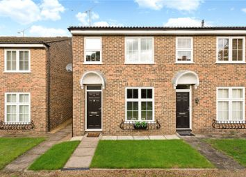 Thumbnail 3 bedroom end terrace house for sale in Chieveley Mews, London Road, Sunningdale, Ascot