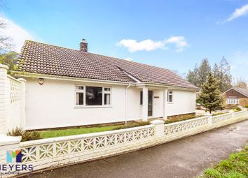 Thumbnail 3 bed bungalow for sale in Everglades Close, Ferndown