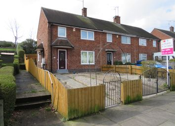 Thumbnail 3 bed end terrace house for sale in Queens Bower Road, Arnold, Nottingham