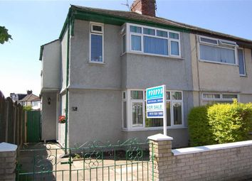 Thumbnail 3 bed semi-detached house for sale in Derwent Road, Crosby, Liverpool