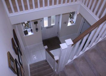 Thumbnail 4 bed detached house to rent in Terlings Avenue, Gilston, Harlow