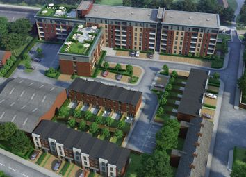 Thumbnail 5 bed town house for sale in Ridgefield St, Manchester