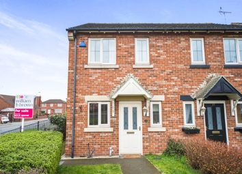 Thumbnail 2 bed semi-detached house for sale in Mimosa Court, Scunthorpe