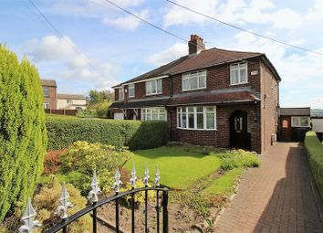 Thumbnail 3 bed semi-detached house for sale in High Street, Harriseahead, Stoke-On-Trent