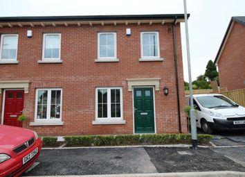 Thumbnail 2 bedroom semi-detached house to rent in Blackwood Green, Newtownards