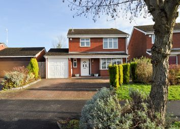 Thumbnail 3 bed detached house for sale in Thornbury Lane, Redditch