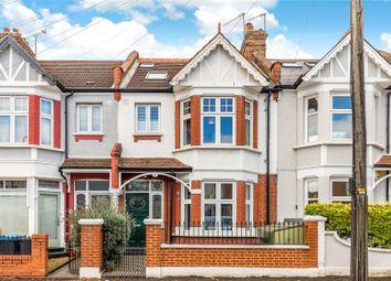 4 bed terraced house for sale in Revelstoke Road, London SW18