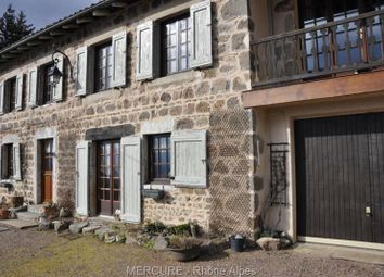 Thumbnail 4 bed property for sale in Chiroubles, Rhone-Alpes, 69115, France
