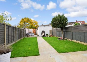 Thumbnail 3 bed terraced house for sale in Hurst Avenue, Chingford, London