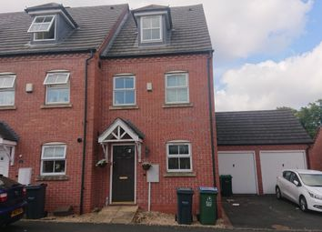 Thumbnail 4 bed property to rent in Hodder Grove, West Bromwich
