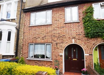 Thumbnail 3 bed end terrace house for sale in Torbay Road, London