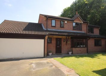 Thumbnail 5 bed detached house to rent in Sandringham Road, Halesowen, West Midlands