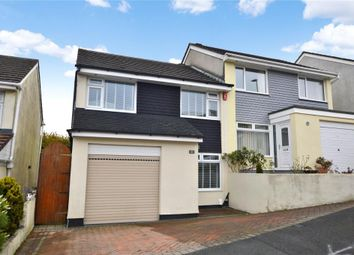 Thumbnail 3 bed semi-detached house for sale in Hemerdon Heights, Plymouth, Devon