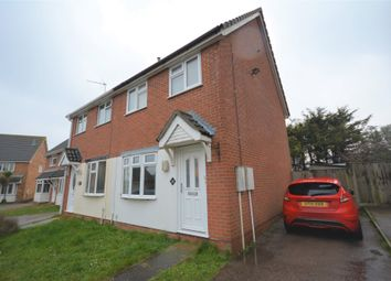 Thumbnail 2 bed semi-detached house for sale in Dovedale, Carlton Colville, Lowestoft
