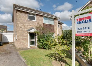 Thumbnail 4 bed property for sale in Bury Close, Colchester