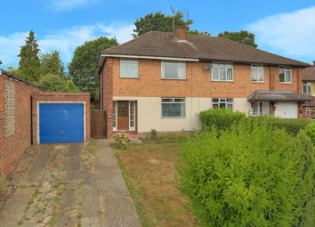 Thumbnail 3 bed semi-detached house for sale in Sherwood Avenue, St. Albans