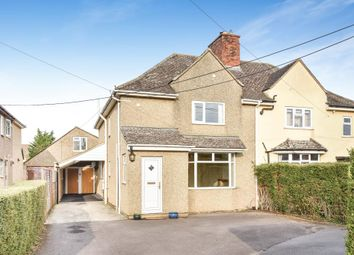 Thumbnail 4 bed semi-detached house for sale in Eynsham, Oxforshire