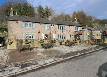Red Lion, Main Street, Birchover, Matlock DE4. 3 bed detached house for sale