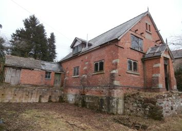 Thumbnail Commercial property for sale in Ruyton XI Towns, Nr. Shrewsbury, Shropshire