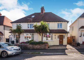 3 bed semi-detached house for sale in Poundfield Road, Minehead TA24