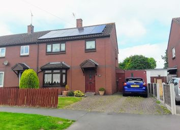 Thumbnail 3 bedroom semi-detached house for sale in Field Crescent, Shrewsbury