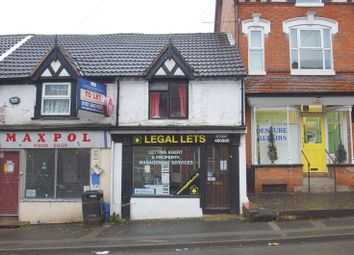 Thumbnail 2 bedroom terraced house to rent in Mount Pleasant, Batchley, Redditch