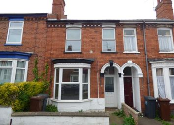 Thumbnail 4 bed terraced house for sale in Avondale Street, Lincoln, Lincolnshire