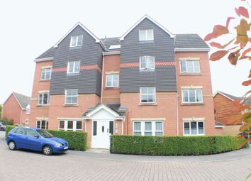 Thumbnail 1 bed flat for sale in Fallow Crescent, Hedge End, Southampton