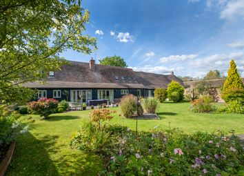 Thumbnail 4 bed barn conversion for sale in Tufton, Whitchurch, Hampshire
