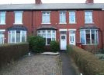 Thumbnail 2 bed terraced house to rent in Daggers Hall Lane, Blackpool