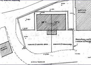Thumbnail Land for sale in Picton Terrace, Blaenau Ffestiniog, Gwynedd