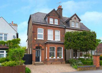 Thumbnail 5 bed semi-detached house for sale in Bushey Grove Road, Bushey