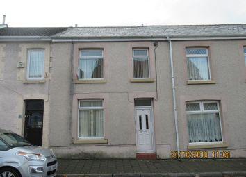 Thumbnail 2 bed terraced house to rent in Coming Soon - Caerau Road, Maesteg, Bridgend.