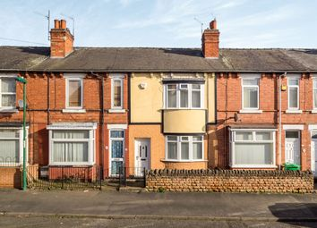 Thumbnail 2 bed terraced house for sale in Athorpe Grove, Nottingham