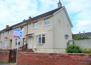 2 bed end terrace house for sale in Stanefield Drive, Motherwell, Lanarkshire ML1