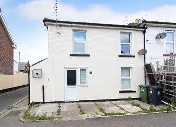 Thumbnail 2 bedroom end terrace house for sale in Russell Road, Great Yarmouth