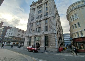 1 bed flat for sale in National Bank Building, 24 Fenwick Street, City Centre, Merseyside L2