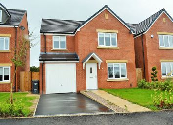 Thumbnail 4 bed detached house for sale in Goldcrest Road, Maghull, Liverpool