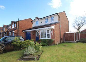 Thumbnail 3 bed detached house for sale in Jasmine Road, Walton-Le-Dale, Preston