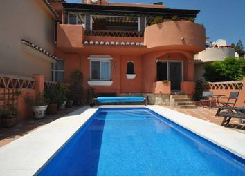Thumbnail 4 bed town house for sale in Calahonda, Mijas Costa, Mijas, Málaga, Andalusia, Spain